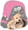 Plecak szkolno-wycieczkowy trójkątny Cat & Dog