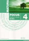 Matura. Focus 4. Teacher's Book. B2/B2+ Arek Tkacz, Beata Trapnell