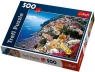 Puzzle Positano, Wybrzeże Amalfickie, Włochy 500 elementów (37145)