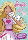 Barbie Kolorowanka z naklejkami