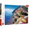 Puzzle 500: Positano, Wybrzeże Amalfickie, Włochy (37145)