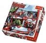 Puzzle 4w1 - Avengers (34245)