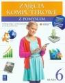Zajęcia komputerowe z pomysłem 6 Podręcznik z ćwiczeniami