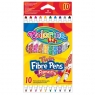 Flamastry dwustronne Colorino Kids, 10 kolorów (13451PTR)