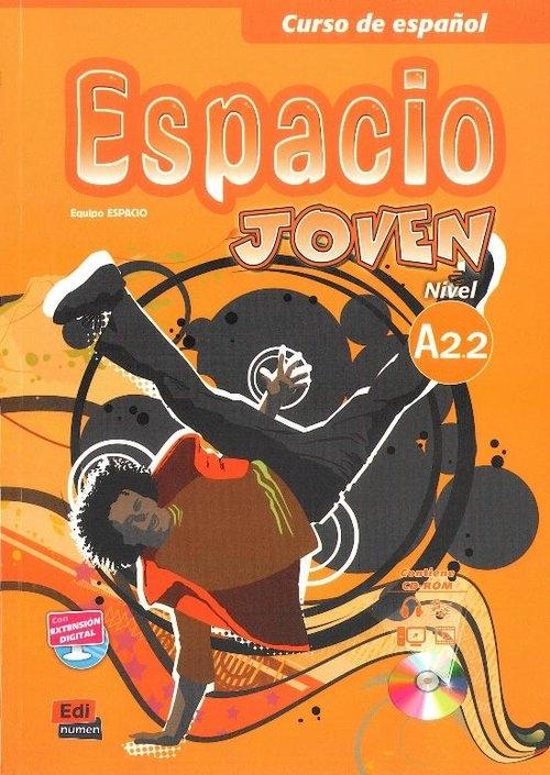 Espacio Joven A2.2 Podręcznik + CD praca zbiorowa