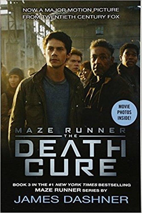 The Death Cure Dashner James