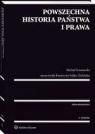 Powszechna historia państwa i prawa Sójka-Zielińska Katarzyna,Sczaniecki Michał