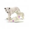 Lwica z młodymi - Schleich (42505)