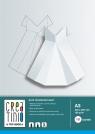 Blok techniczny Creatinio biały  A3 10k 190g. 400079850