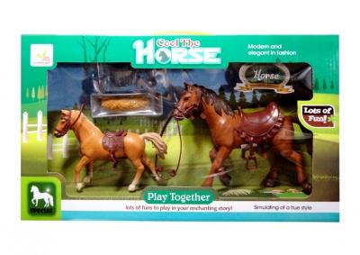 Dwa konie