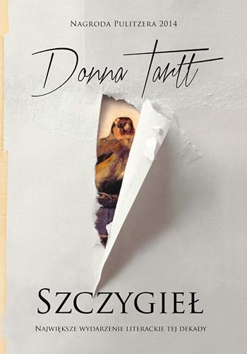 Szczygieł Donna Tartt