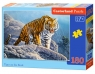 Puzzle 180: Tiger on the Rock B-018451