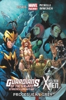 Guardians of the Galaxy Strażnicy Galaktyki / All-New X-Men: Proces Jean Grey Bendis Brian Michael, Pichelli Sara, Immonen Stuart, Marquez David