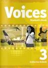 Voices 3 Student's Book z płytą CD