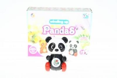 Nakręcana panda 8cm