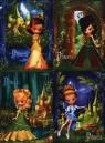 Zeszyt A5 Top-2000 w kratkę 32 kartki Princess mix