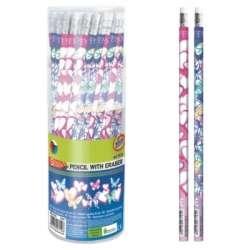 Ołówek z gumką Girls (313406)
