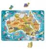 Puzzle ramkowe 53: Australia (DOPR300179)