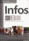 Język niemiecki. Infos 2. Zeszyt ćwiczeń wieloletni. Liceum i technikum