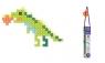 Klocki Micro Waffle: Dinozaur - 150 elementów (903 452) Wiek: 5+