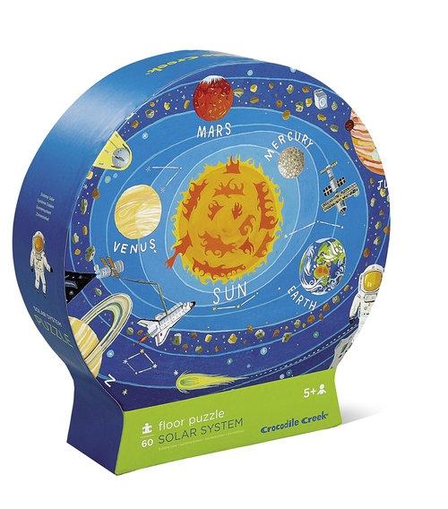 Puzzle Układ słoneczny 60