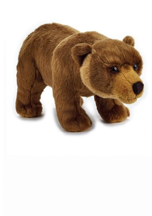 Plusz Basic Niedźwiedź Grizzly (770845)