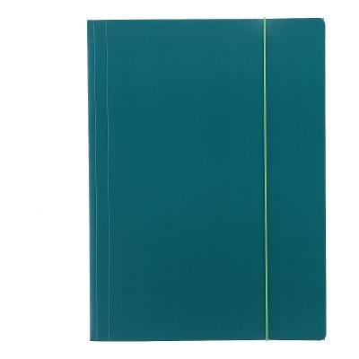 Teczka kartonowa na gumkę VauPe Eco A4 kolor: zielony 380 g (319/06)