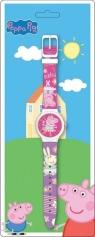 DIAKAKIS Zegarek analogowy Peppa w blistrze (185480974) od 3 lat