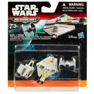 Star Wars micro machines - desert invasion B3502 .