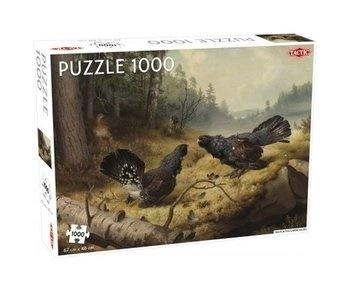 Puzzle 1000: Fighting Capercailles
