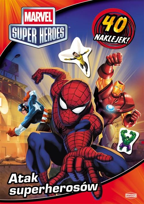 Marvel Super Heroes Atak superherosów
