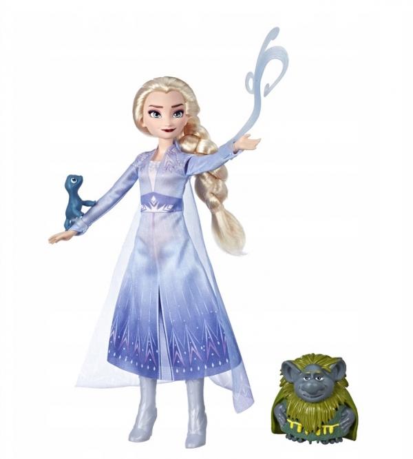 Frozen 2: Elsa, Pabbie i Salamandra (E6660)
