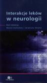 Interakcje leków w neurologii