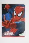 Zeszyt A5 Spider-Man w trzy linie 16 kartek