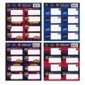 Naklejki na zeszyty Astra - FV Barcelona (FC-201) mix wzorów