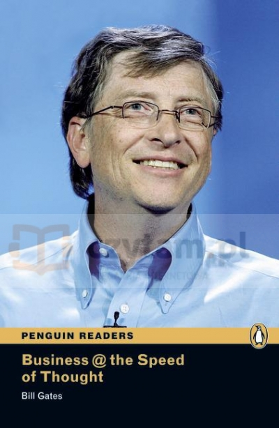 Pen. Business @ the Speed of Thought Bk/MP3 CD (6) Bill Gates