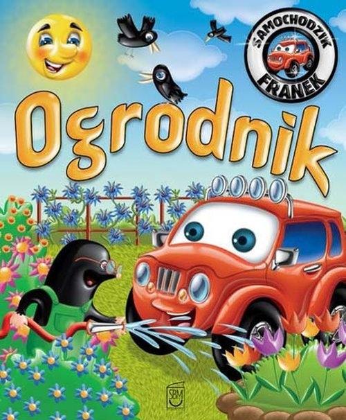 Samochodzik Franek Ogrodnik Wójcik Elżbieta