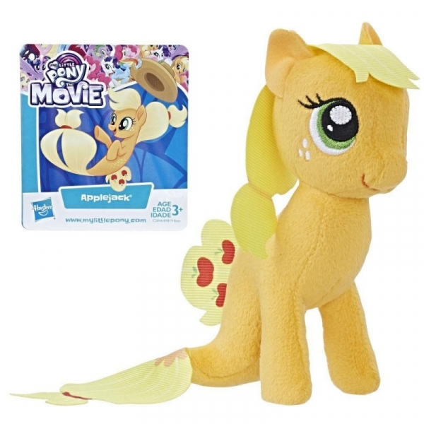 Maskotka My Little Pony Pluszowe Kucyki Twinkle Applejack (B9819/C2846)