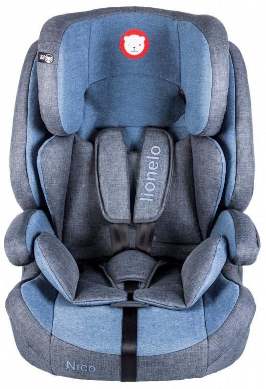Fotelik 9-36 kg Nico blue (52492)