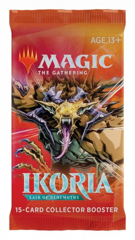 Karty Ikoria LoB Collector Booster 1 sztuka (05461/05454)