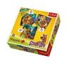 Puzzle Scooby-Doo Uwaga! Duchy! 3w1 (34145)