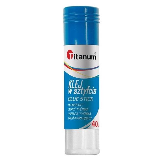 Klej w sztyfcie Titanum N 40g (407547)