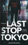 Last Stop Tokyo Buckler James