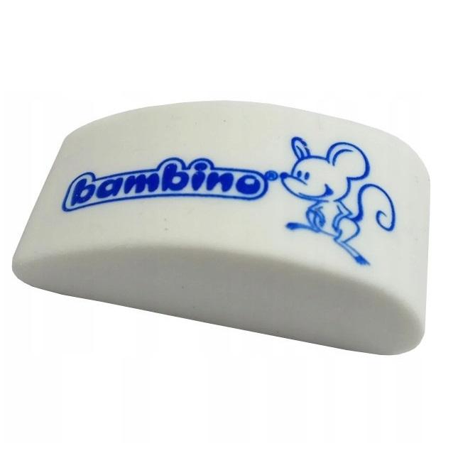 Gumka myszka Bambino