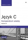 Język C Kompendium wiedzy Kompletny przewodnik po języku C Kochan Stephen G.