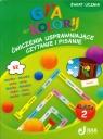 Gra w kolory 2 Ćwiczenia usprawniające czytanie i pisanie