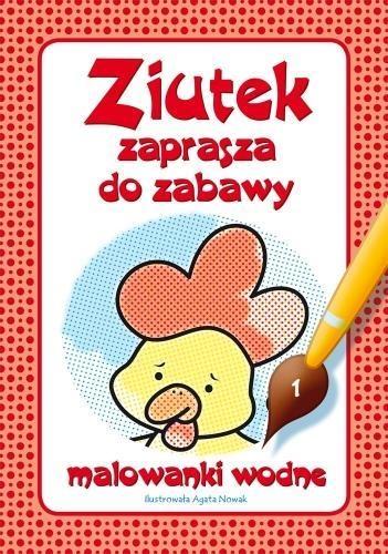 Ziutek zaprasza do zabawy cz. 1 Sabak Agnieszka