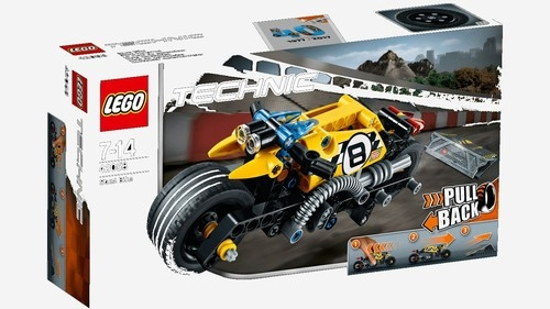 Lego Technic Kaskaderski motocykl (42058)
