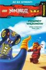 LEGO Ninjago - Powrót Wężonów Komiks nr 1