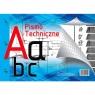 Blok do pisma technicznego Protos A4 5k
